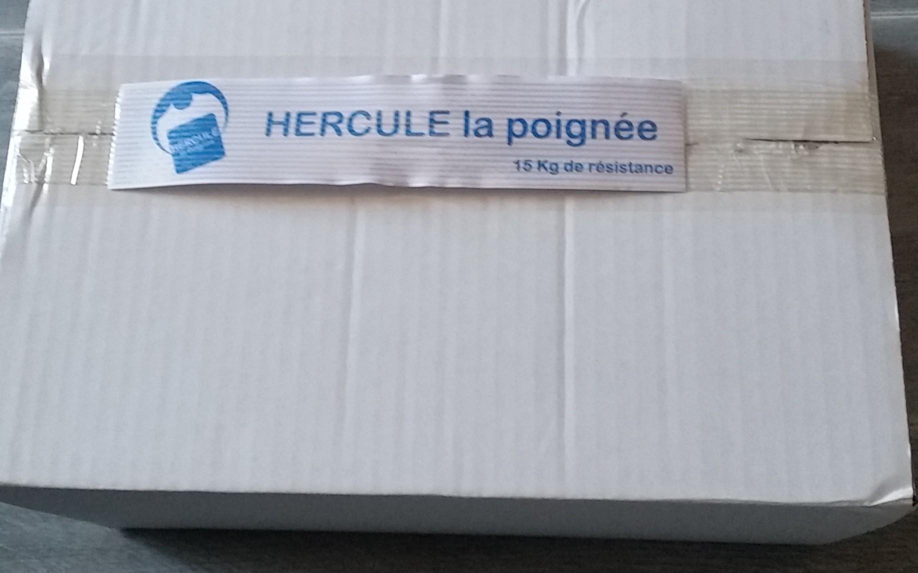 POIGNEE HERCULE 15 KGS