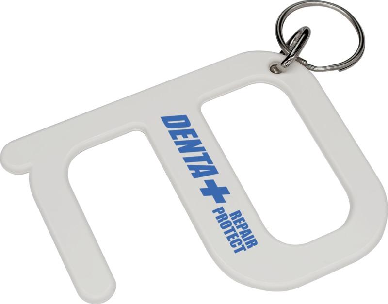 Porte clefs clé hygiéne