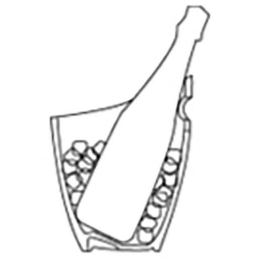 SEAU PVC