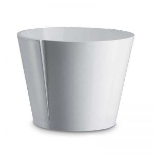 Vasque acrylique andromède blanche