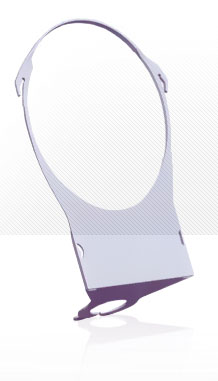 10477 porte verre standard