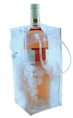 Icebag transparent