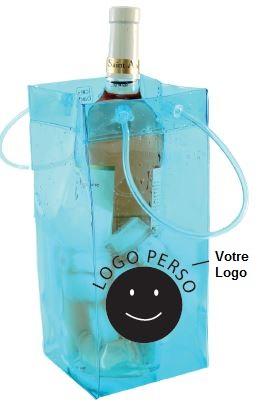 Icebag bleu logo