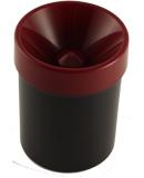 crachoir noir bordeaux 40102