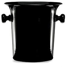 Crachoir noir