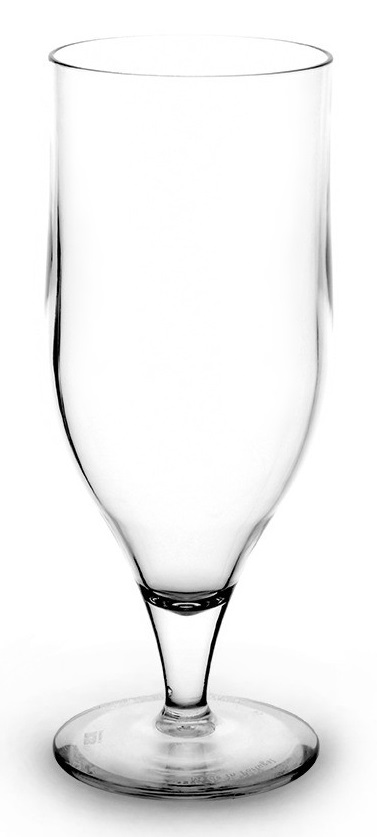 Verre tulipe 33 cl transparent incassable