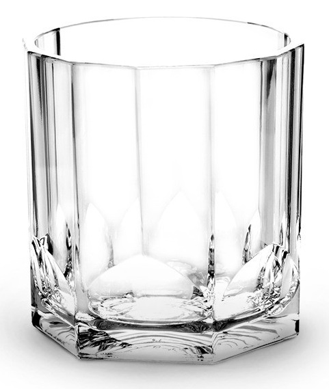 Verre whisky 35 cl transparent incassable